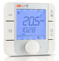 Комнатный термостат вентиляции