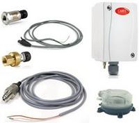 Датчики давления систем вентиляции