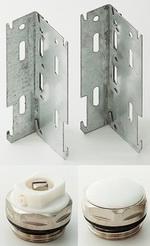 Радиаторы PRADO Classic комплектность кронштейны воздухоотводчик